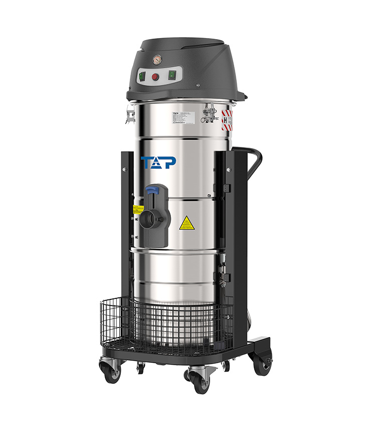 Industrial vacuum cleaner - single phase